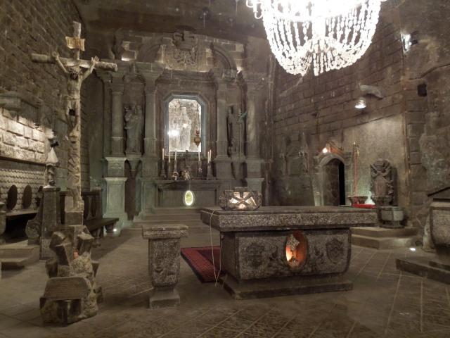The Chapel's Altar
