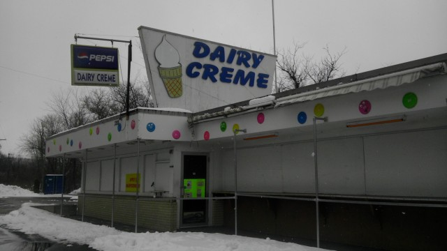 "A Montpelier landmark, we wanted to name the film ""The Perfect Creme,"" but that's an inappropriate title for a serious film"