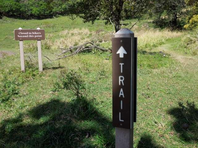 The friendliest trail