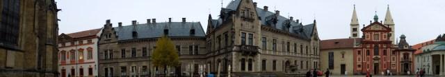 Fairytale Architecture in Prague