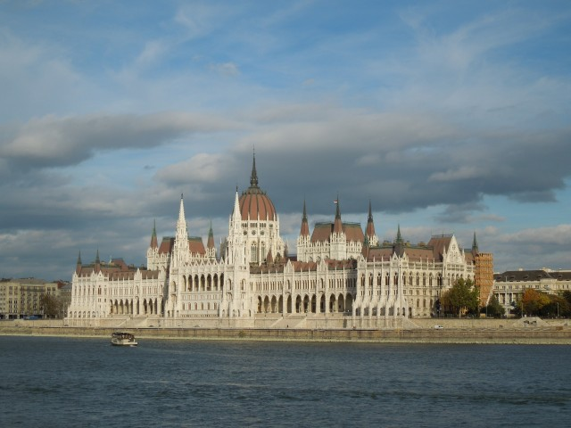 The Hungarian Parliament Building, Budapest