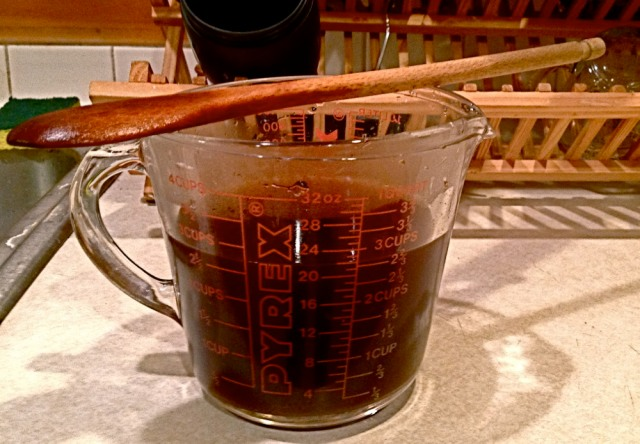 chai concentrate cooling