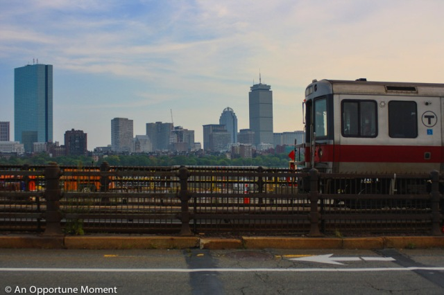 Boston, July 2013