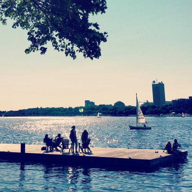 Summer in Boston