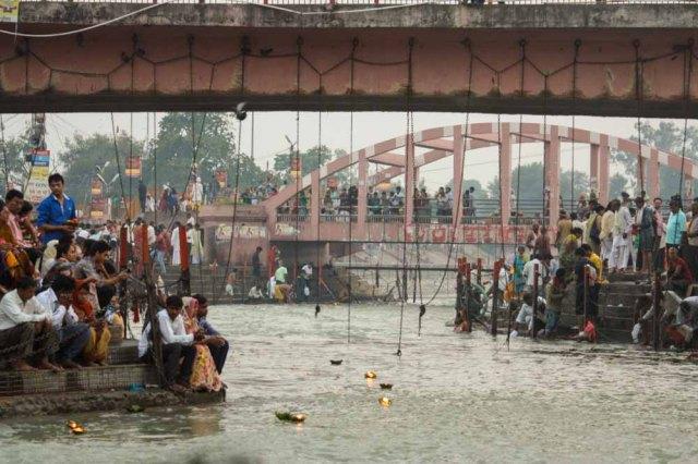 Haridwar, India, October 2013