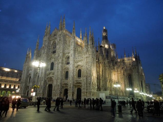 Milan, Italy, November 2012