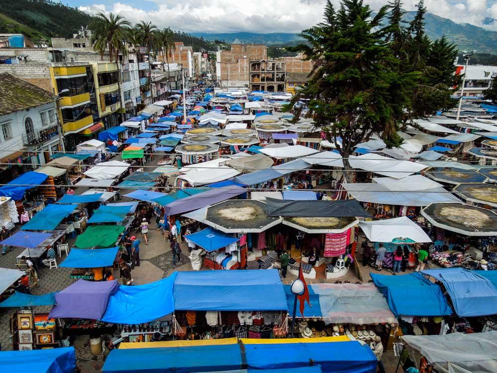 Otavalo, Ecuador, January 2012